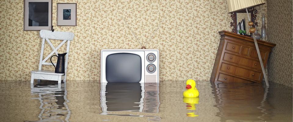 emergency plumbing flooding