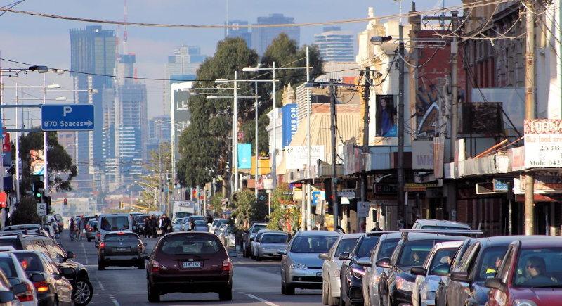 footscray street view